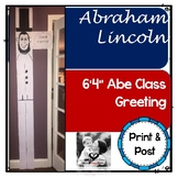 Presidents' Day Measurement with Abraham Lincoln