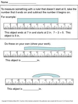 measurement with broken rul by sciencepalooza teachers pay teachers. Black Bedroom Furniture Sets. Home Design Ideas