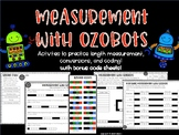 Measurement with Ozobots