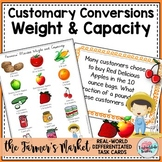 Customary Measurement Task Cards