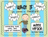 Measurement Task Cards:Connecting Tools, Units,Types of Me