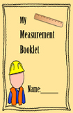 Measurements: Inches, feet, centimeters, millimeters, and