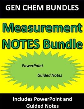 Measurements NOTES ONLY Bundle
