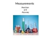 Measurements, Precision, Accuracy