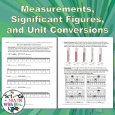 Measurements, Significant Figures, and Unit Conversions: Great Substitute Plan
