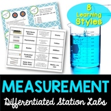 Measurements Student-Led Station Lab - Distance Learning