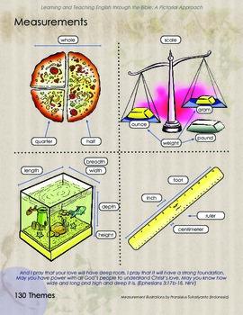 Measurements Vocabulary