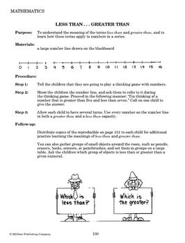 Measurements and Comparisons