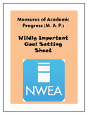 Measures of Academic Progress (MAP) Goal Setting Sheet