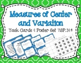 Measures of Center and Variation *Aligned to CCSS 7.SP3 & 7.SP.4