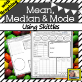 Mean Median and Mode Activity