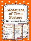 Measures of Time Posters