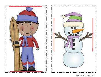 NonStandard Measurement: Measurin' In A Winter Wonderland
