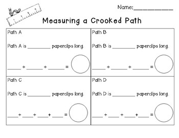 Measuring A Crooked Path