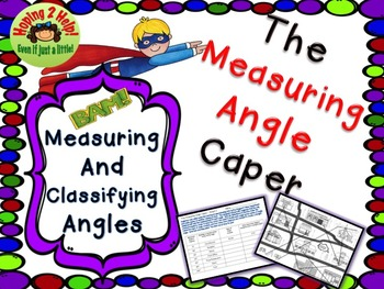 Measuring Angles