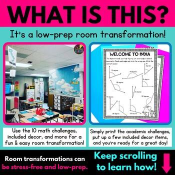 Measuring Angles | 4th Grade Pilots Classroom Transformation