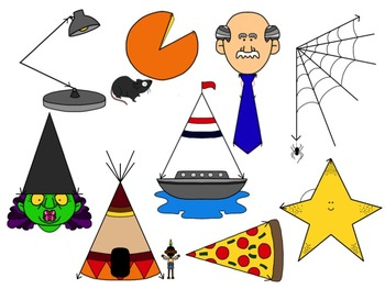 Measuring Angles Clip Art Collection