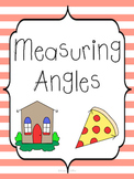 Measuring Angles Common Core