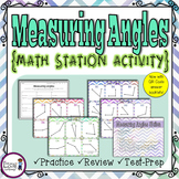 Measuring Angles Math Center