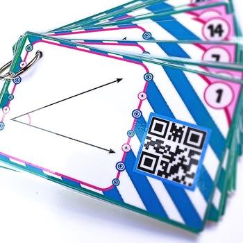 Measuring Angles QR Code Fun (CCSS 4.MD.C.5, 4.MD.C.6)