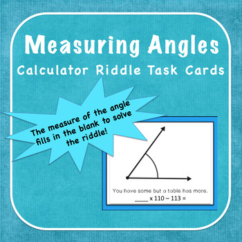 Calculator Riddles Teaching Resources | Teachers Pay Teachers