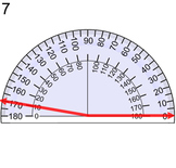 Measuring Angles for SMART Notebook, 6 Assignments - No Protractor Needed