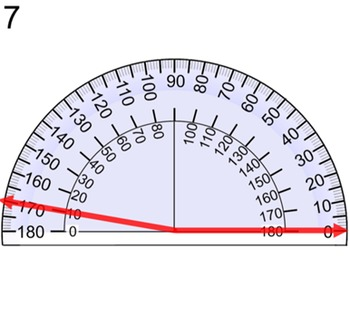 Measuring Angles for SMART Notebook, 6 Assignments - No Pr