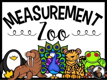 Measuring Animals:  Standard and Nonstandard Measurement