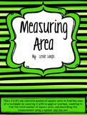 Measuring Area  TEKS: 2.9F