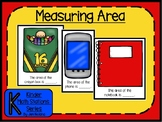 Measuring Area with 1 inch squares