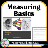 Cooking Basics: Measuring