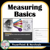 Life Skills: Cooking Basics- Measuring