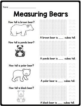 Measuring Bears