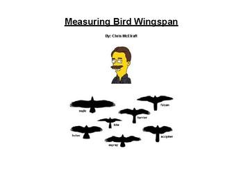 Measuring Bird Wingspan