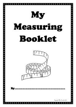 Measuring Booklet