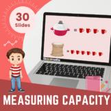 Measuring Capacity - 1st Grade