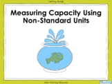 Measuring Capacity Using Non Standard Units