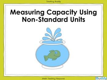 Measuring Capacity Using Non Standard Units