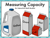 Measuring Capacity in Customary Units