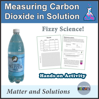 Measuring Carbon Dioxide in Solution