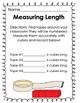 Tape Measuring Center! {For Primary Grades!}