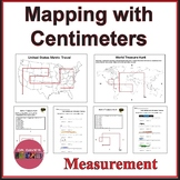Measuring Centimeters Science Activity
