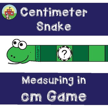 Measuring in Centimeters Game
