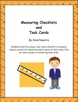 Measuring Checklists and Task Cards