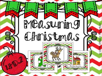 Measuring Christmas Scavenger Hunt