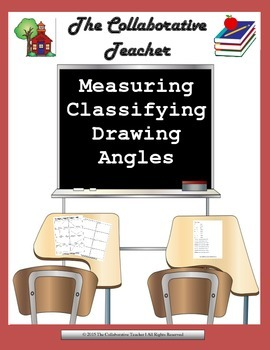 Measuring, Classfying, & Drawing Angles