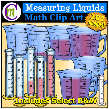Measuring Clip Art | Liquid Volume