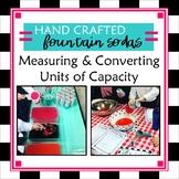 Measuring & Converting Customary Units of Capacity Fountai
