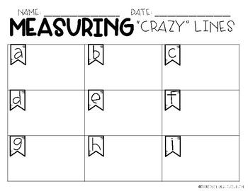 Measuring Crazy Lines