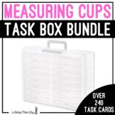 Measuring Cups Task Box BUNDLE
